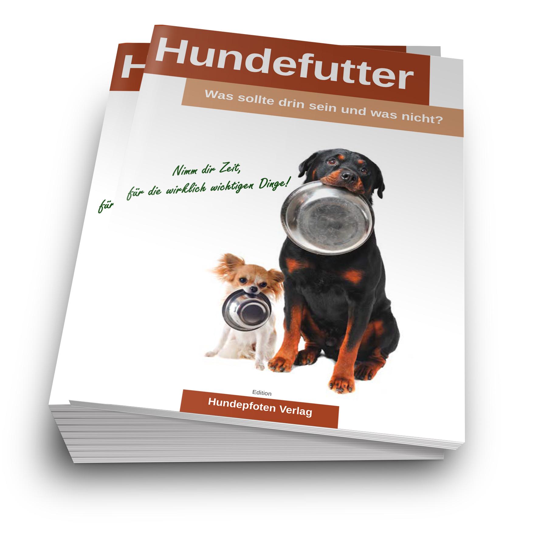 hundefutter-was sollte drin sein und was nicht